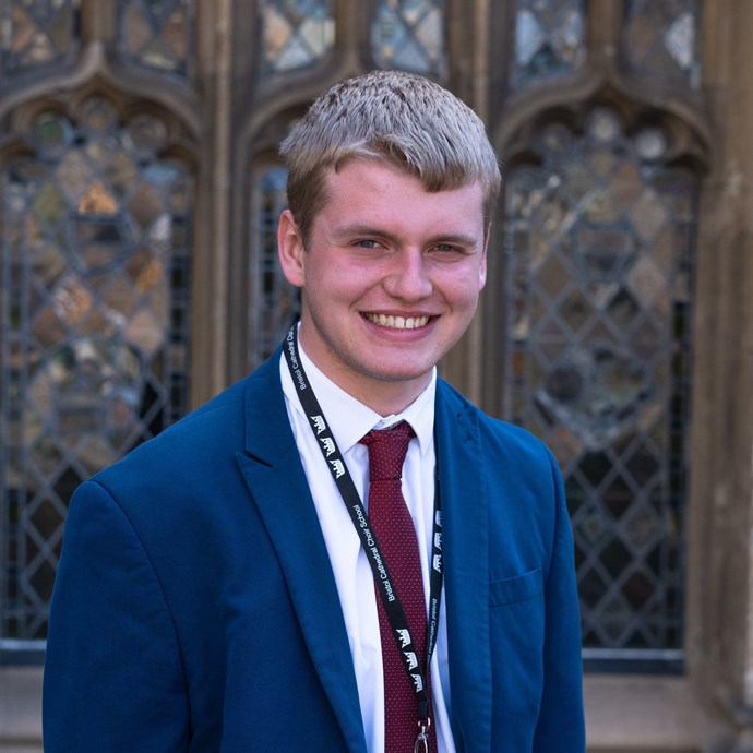 Adam Morris, Year 13 profile picture